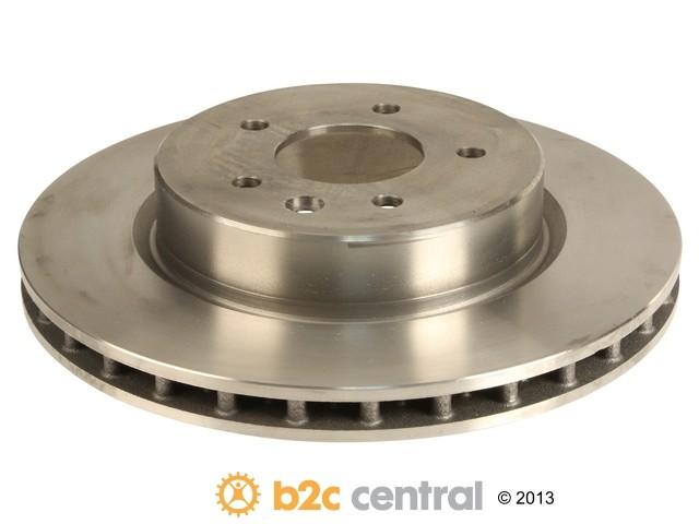 FBS - Eurospare Coated Brake Disc 1=1 Single Brake Disc - B2C W0133-1892490-ESP