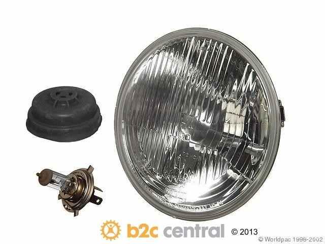 FBS - Hella Conversion Headlight H4 55/65W - Offroad Use - B2C W0133-1615927-HEL