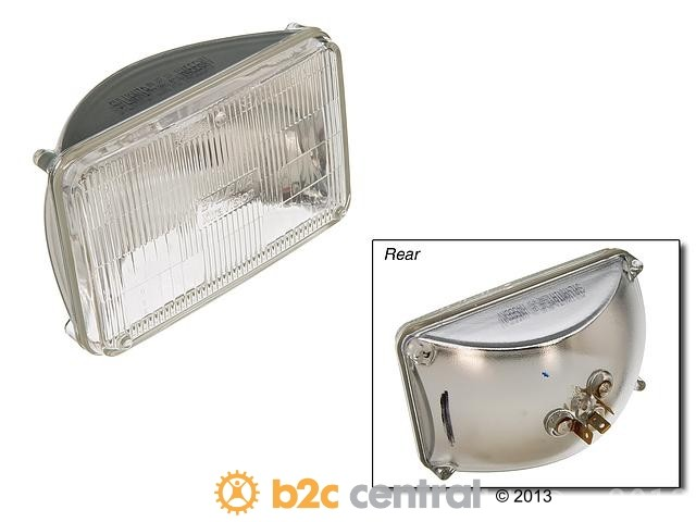 FBS - Osram/Sylvania Xtra-Vision Halgn Sealed Beam Pack of 1 - B2C W0133-1630488-OSR