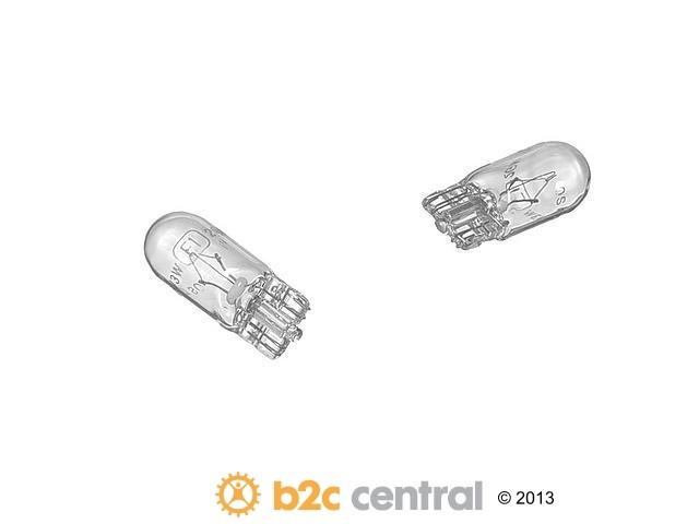 FBS - Osram/Sylvania Basic Halogen Light Bulb (Front) - B2C W0133-1644070-OSR