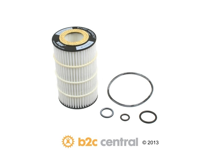 FBS - Hengst Insert Oil Filter Kit Fleece - B2C W0133-1632767-HEN