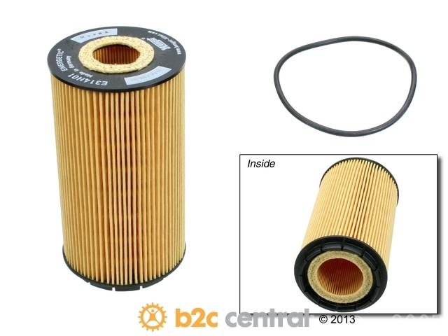 FBS - Hengst Insert Oil Filter Kit - B2C W0133-1768899-HEN