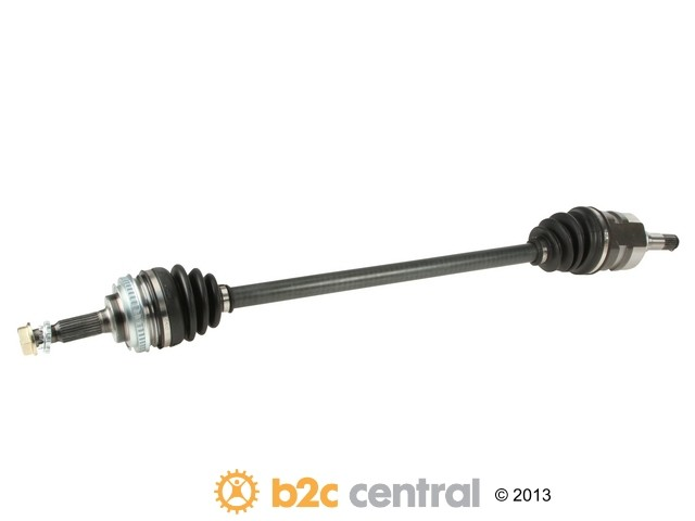 FBS - First Equipment Quality New - Lifetime Warranty Axle Assembly (Front Right) - B2C W0133-1614168-FEQ