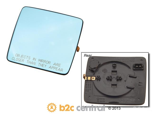 B2C CENTRAL - ULO Door Mirror Glass NLA 7.16 (Right) - B2C W0133-1608778-ULO