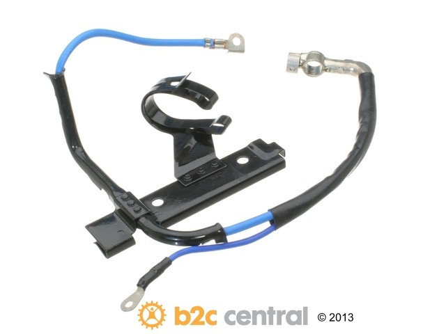 FBS - MTC Battery Cable Blue Negative w/BRKT - B2C W0133-1624428-MTC