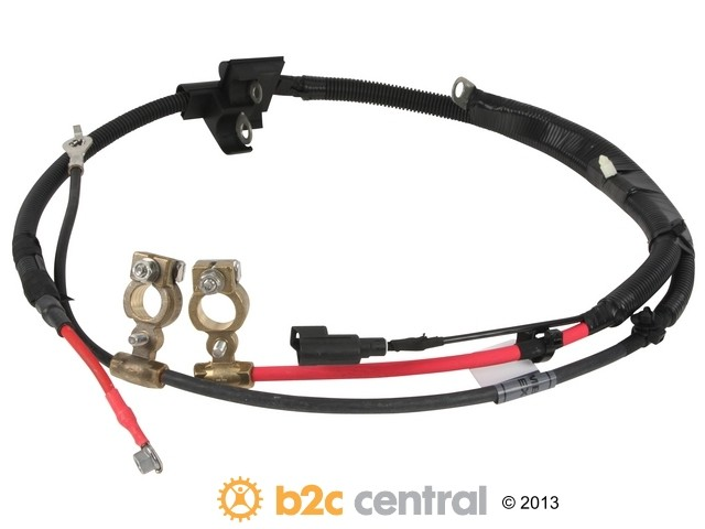 FBS - Motorcraft Battery Cable - B2C W0133-1863285-MTR