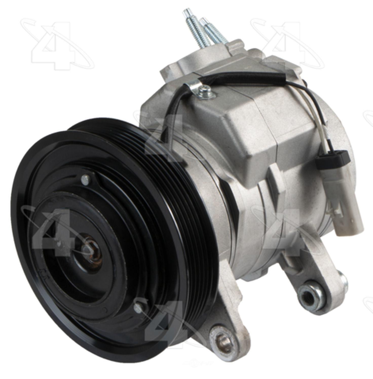 FOUR SEASONS - A/C Compressor - FSE 158319