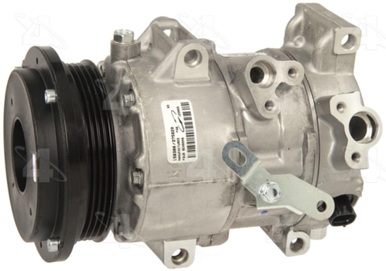 FOUR SEASONS - A/C Compressor - FSE 158380