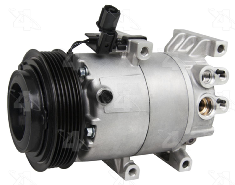 FOUR SEASONS - New Compressor - FSE 178325