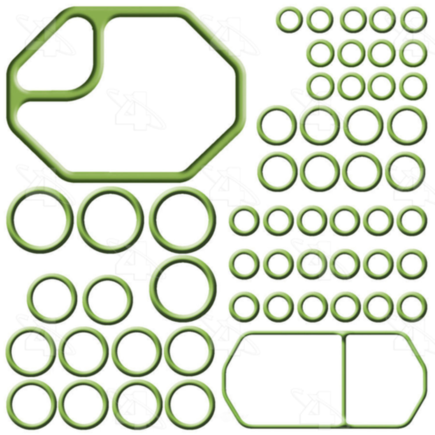 FOUR SEASONS - A/C System O-Ring & Gasket Kit - FSE 26745