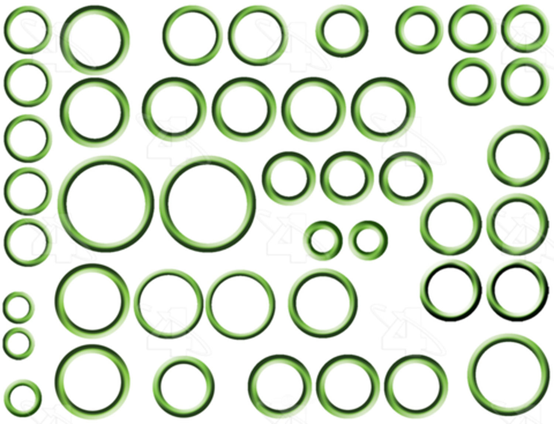 FOUR SEASONS - A/C System O-Ring & Gasket Kit - FSE 26772