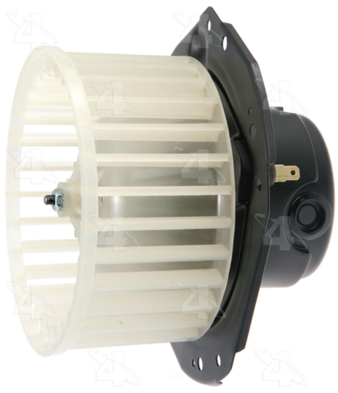 HVAC Blower Motor 4 Seasons 35588