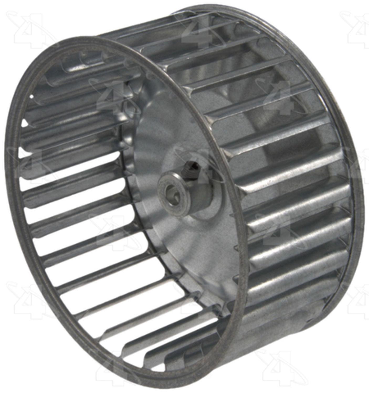PARTS MASTER\/FOUR SEASONS - HVAC Blower Motor Wheel - P77 35602