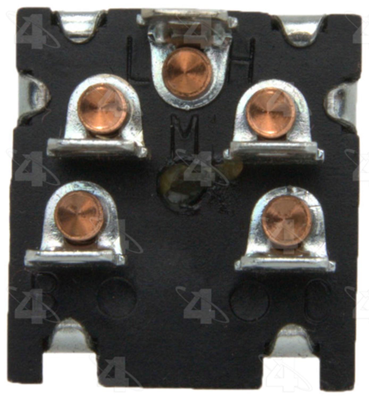 FOUR SEASONS - HVAC Blower Control Switch - FSE 35702