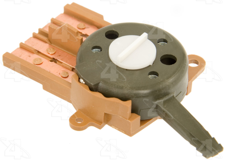 PARTS MASTER\/FOUR SEASONS - HVAC Blower Control Switch - P77 35990