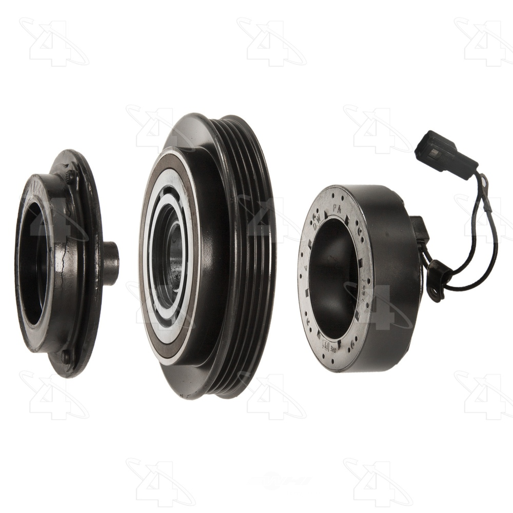FOUR SEASONS - A/C Compressor Clutch - FSE 48598