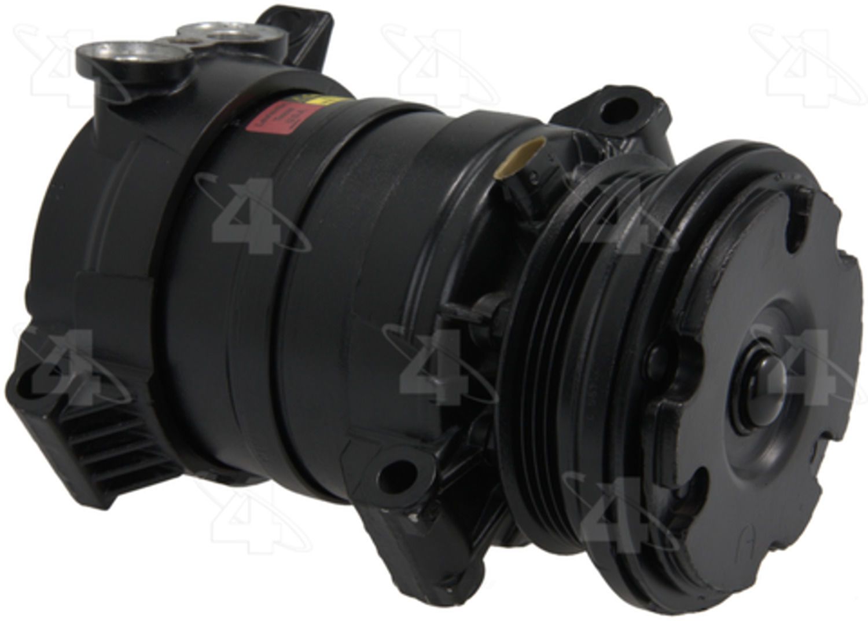 PARTS MASTER/FOUR SEASONS - A/C Compressor - P77 57901