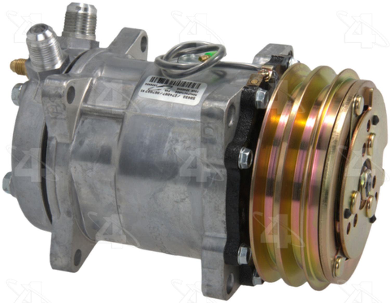 FOUR SEASONS - A/C Compressor - FSE 58033