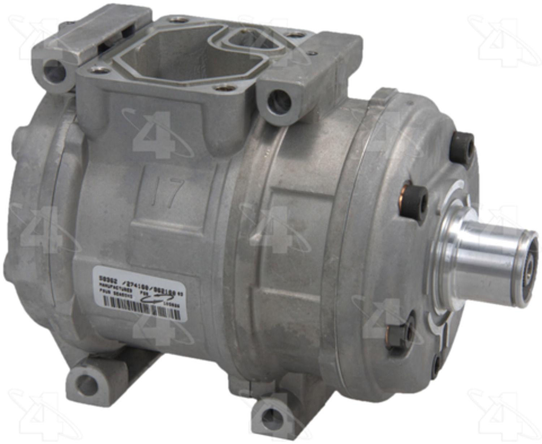 FOUR SEASONS - A/C Compressor - FSE 58362