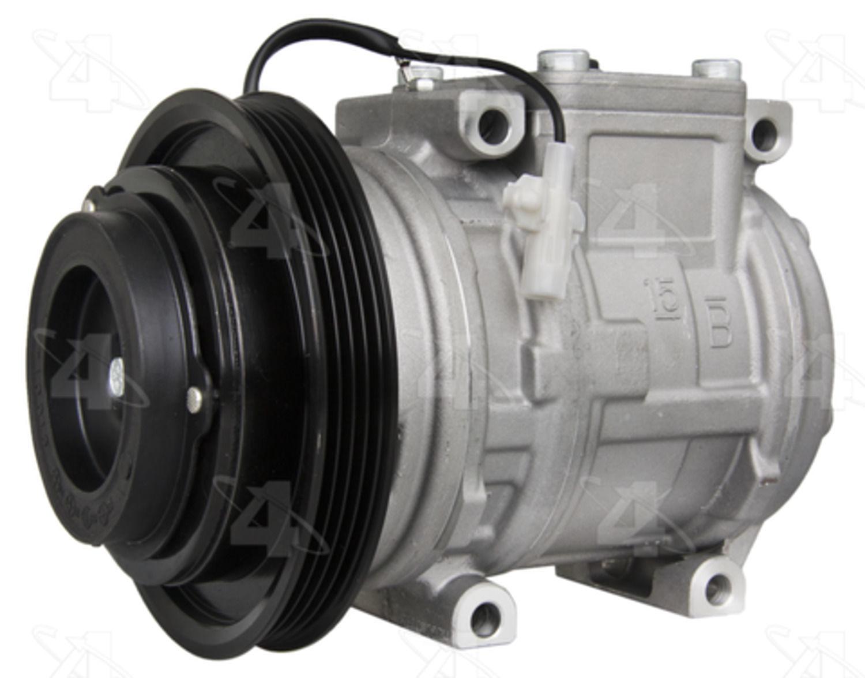 FOUR SEASONS - A/C Compressor - FSE 58397