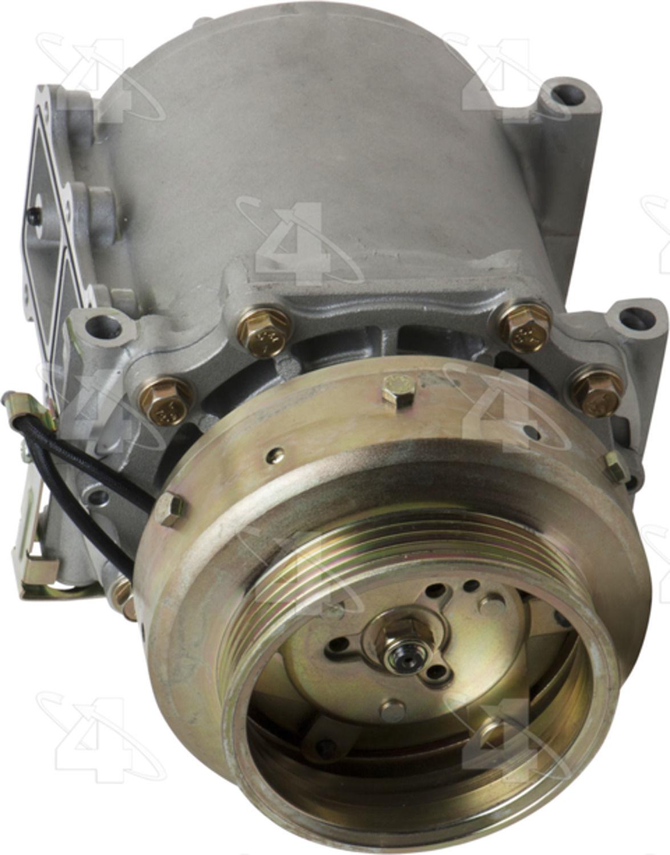 FOUR SEASONS - A/C Compressor - FSE 58488