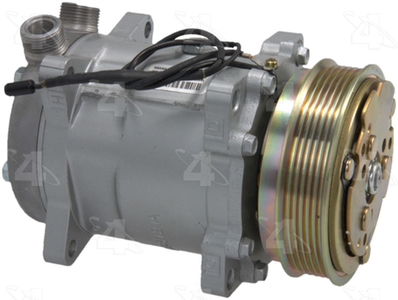 FOUR SEASONS - A/C Compressor - FSE 58580