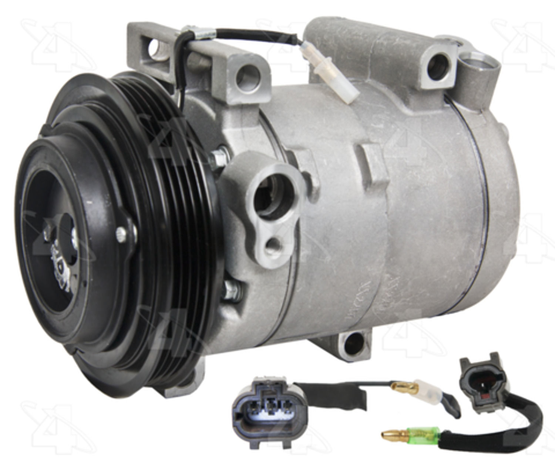 FOUR SEASONS - New Compressor - FSE 58883