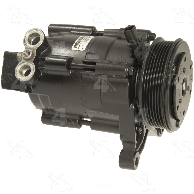 FOUR SEASONS - A\/C Compressor - FSE 67195