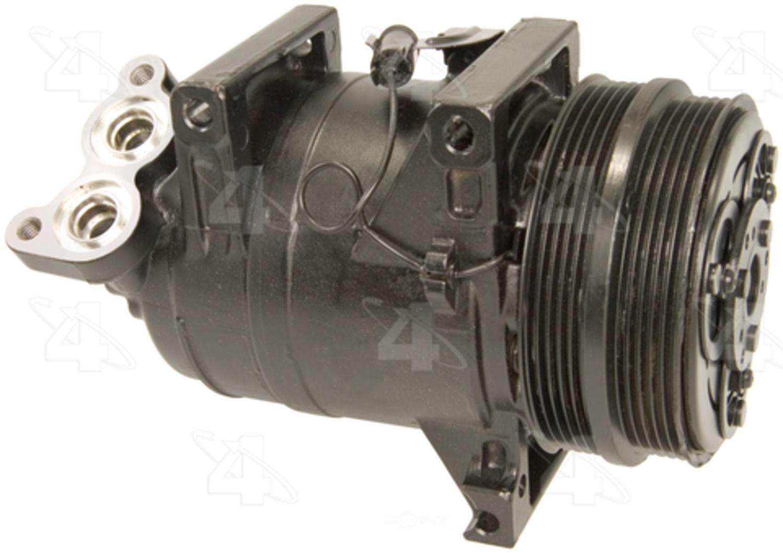 FOUR SEASONS - A/C Compressor - FSE 67647