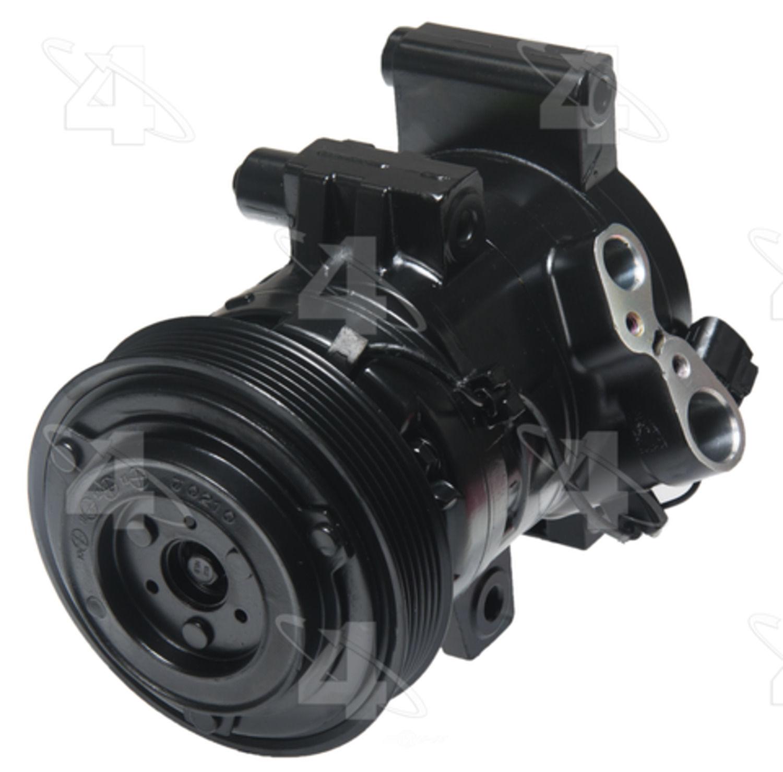 FOUR SEASONS - A\/C Compressor - FSE 67692