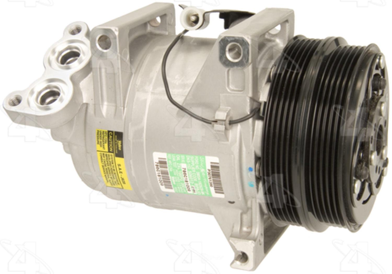 FOUR SEASONS - A/C Compressor - FSE 68647