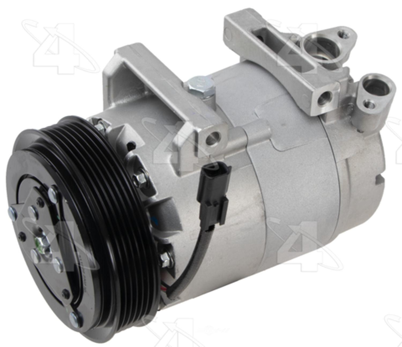 FOUR SEASONS - A/C Compressor - FSE 68664