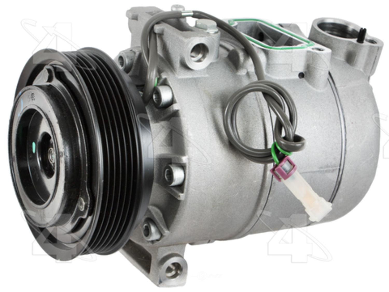 FOUR SEASONS - A/C Compressor - FSE 78313