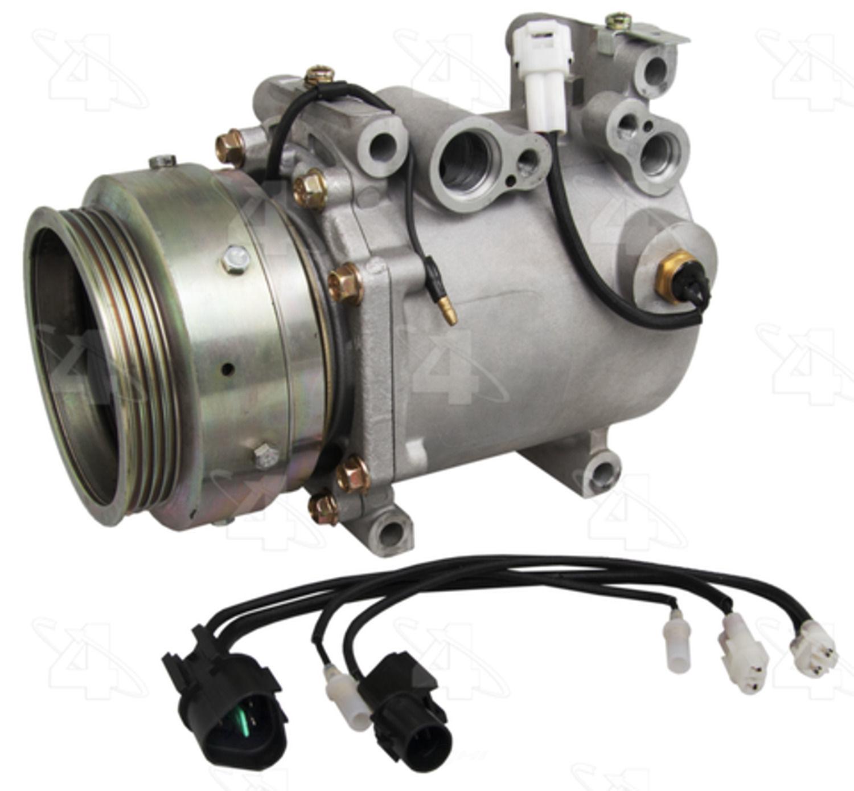 FOUR SEASONS - New A\/C Compressor - FSE 78402