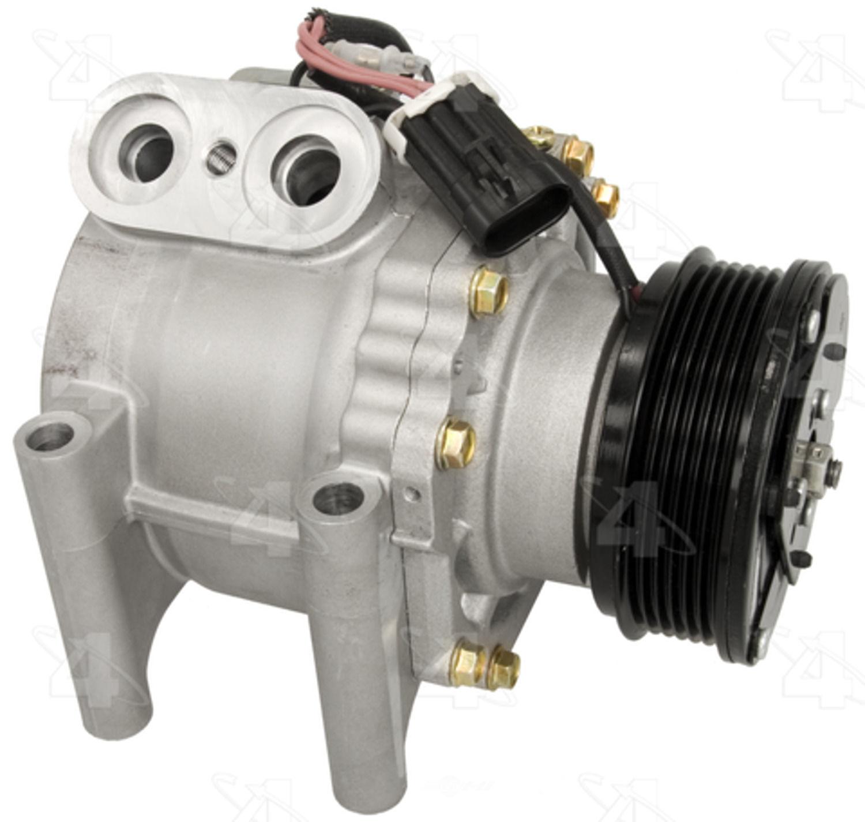 FOUR SEASONS - A/C Compressor - FSE 78561