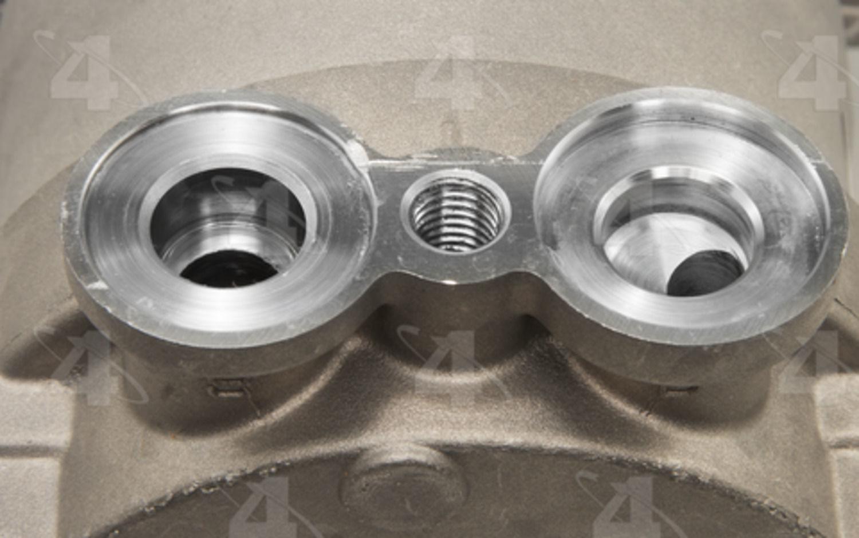 FOUR SEASONS - A/C Compressor - FSE 88947
