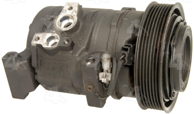 FOUR SEASONS - A/C Compressor - FSE 97365
