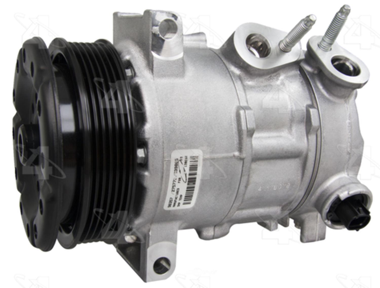 FOUR SEASONS - A/C Compressor - FSE 98357