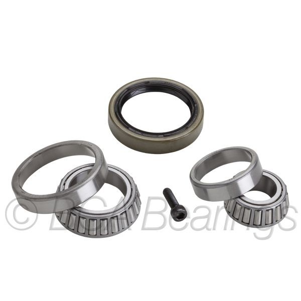 BCA - Wheel Bearing Kit - BAA WE60646