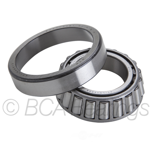 BCA - Wheel Bearing and Race Set - BAA WE60716