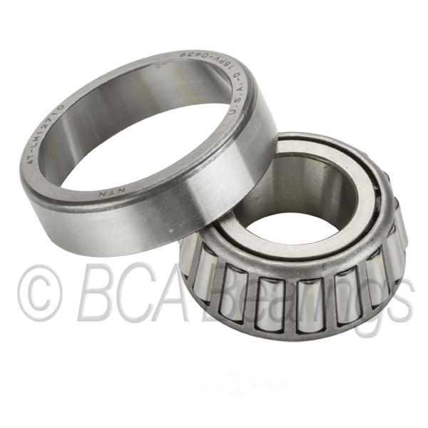 BCA - Wheel Bearing and Race Set - BAA WE60727
