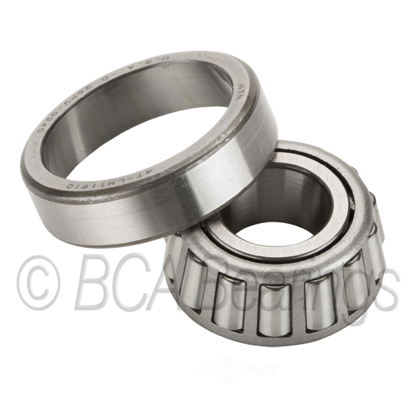 BCA - Wheel Bearing and Race Set - BAA WE60757