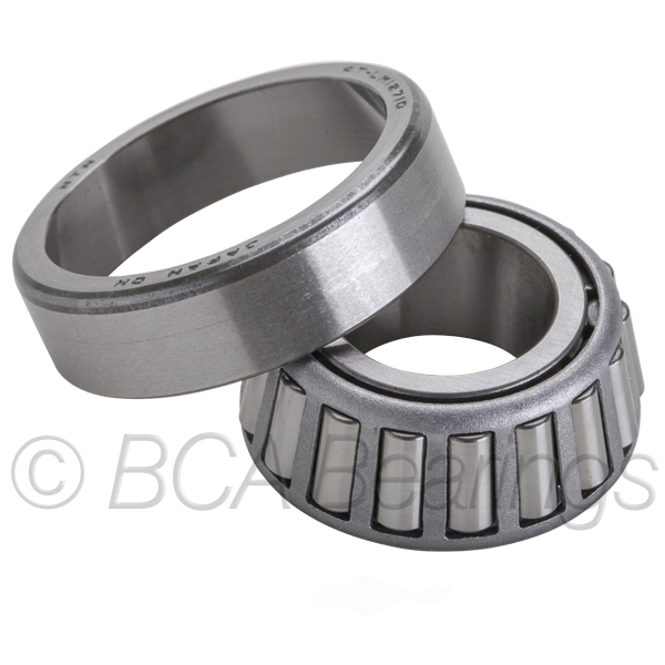 BCA - Wheel Bearing and Race Set - BAA WE60875