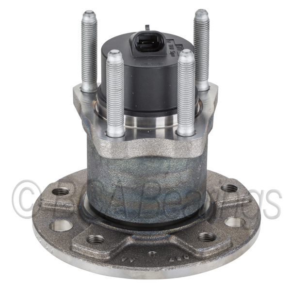 BCA - Wheel Bearing & Hub Assembly (Rear) - BAA WE61144