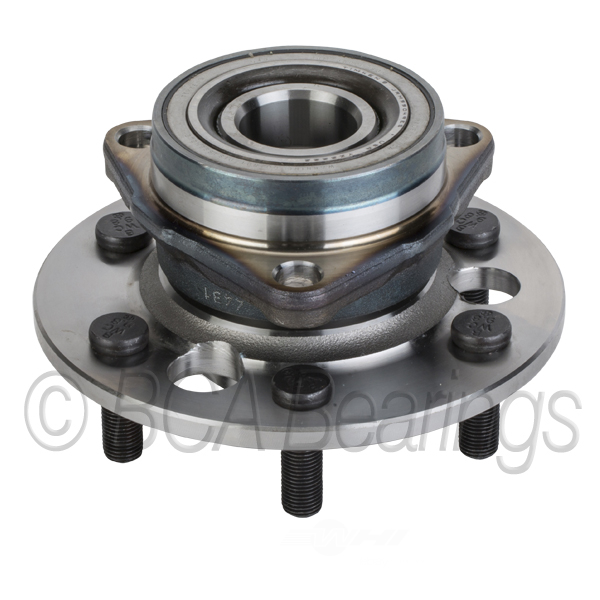 BCA - Wheel Bearing & Hub Assembly (Front) - BAA WE61550
