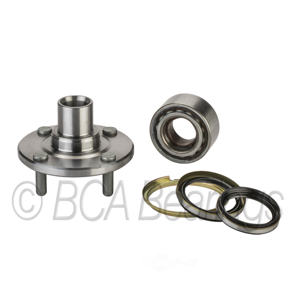 BCA - Wheel Bearing Assembly Kit (Front) - BAA WE61638