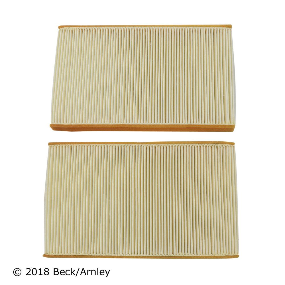 BECK\/ARNLEY - Cabin Air Filter Set - BAR 042-2019
