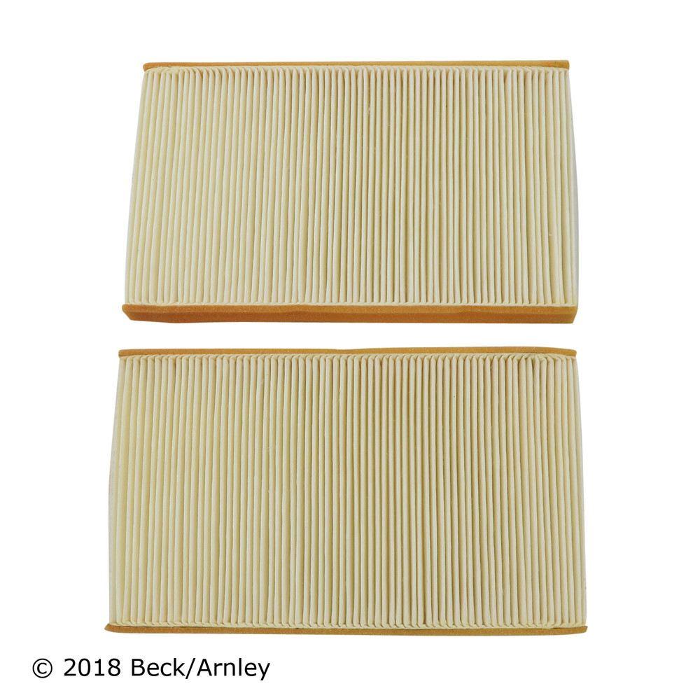 BECK/ARNLEY - Cabin Air Filter Set - BAR 042-2019