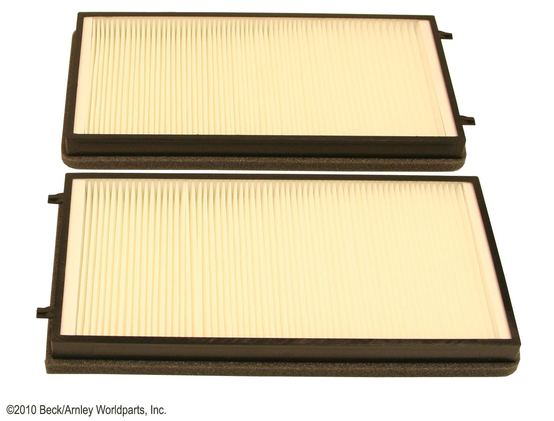 BECK/ARNLEY - Cabin Air Filter Set - BAR 042-2170