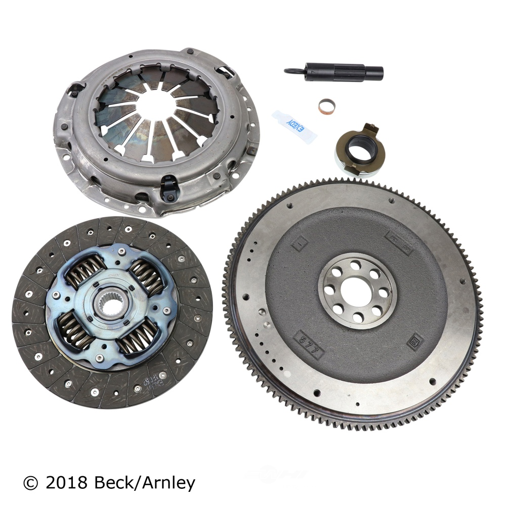 BECK/ARNLEY - Clutch & Flywheel Kit - BAR 061-9472